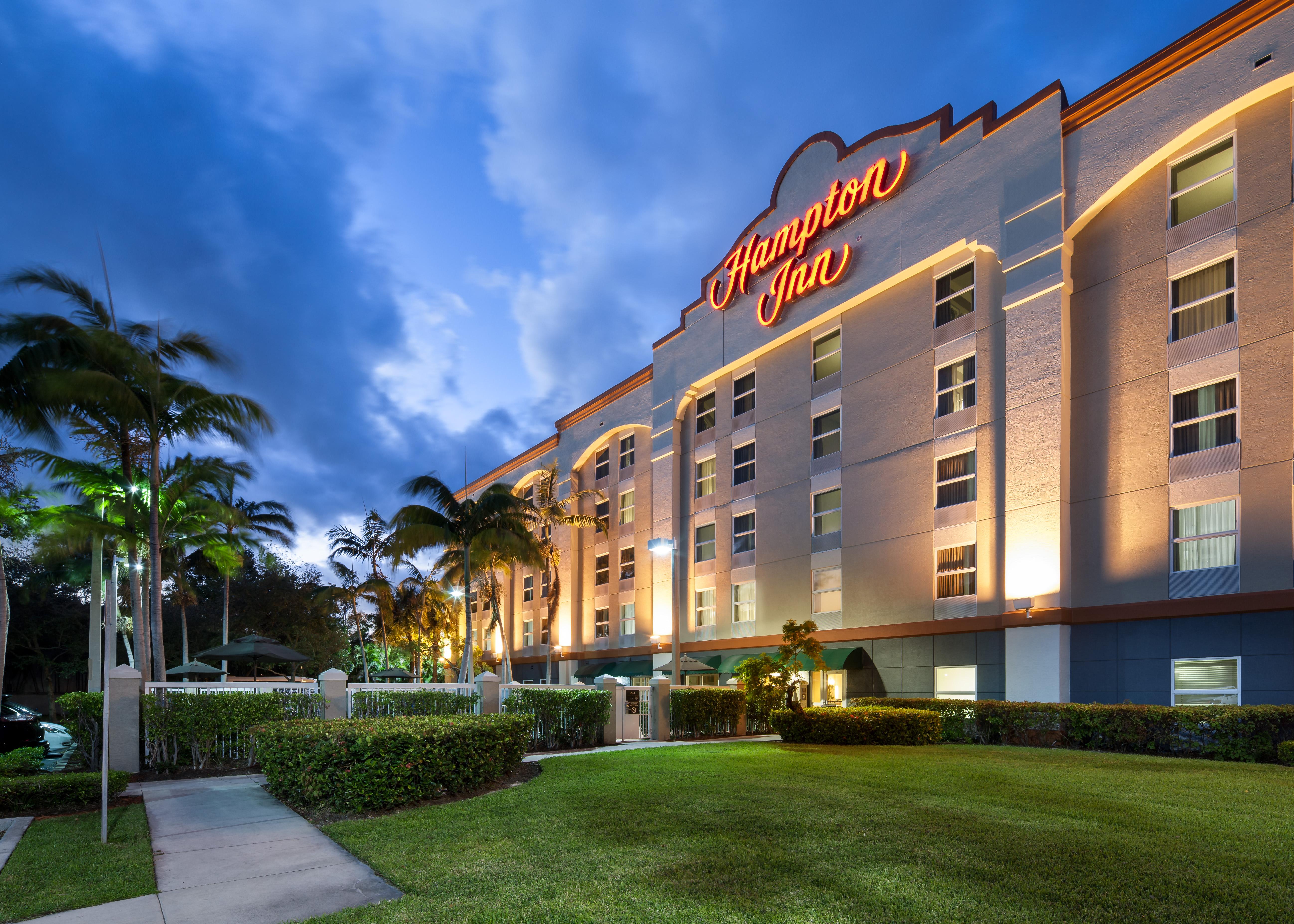 Hampton Inn Ft. Lauderdale Airport